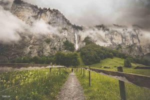 lauterbrunnen walk